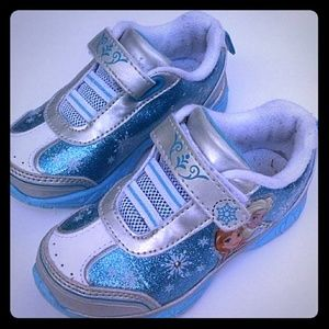 Other - Frozen Light Up sneakers